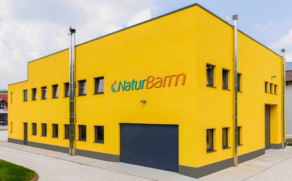 Azienda Natur Barm per un RISCALDAMENTO ECOSOSTENIBILE